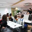 Eatreat株式会社の開催する講座の風景