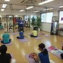 NPO法人日本ウェーブストレッチ協会の開催する講座の風景