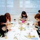 Tion.Tokyoクリエイティブcaffeの講座の風景