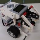 大人のためのロボット教室の講座の風景