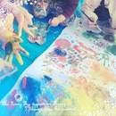 ぐるぐるの木(親子お絵描き青空教室)の講座の風景