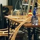 手作り伝統工芸品~十人十色の籐工芸~の講座の風景