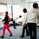 社会人のための劇的プレゼン塾・FEATHER IMPRO ACT PROJECTの開催する講座の風景