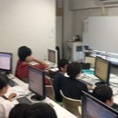こども向け人工知能教室KYTOの開催する講座の風景
