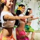 TAPAIRUタヒチアンダンススクールの開催する講座の風景