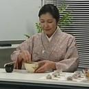 初めてのテーブル式茶の湯の講座の風景