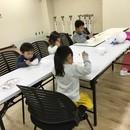 ママとキッズのマナー教室の講座の風景