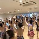 KOTOEバレエの講座の風景