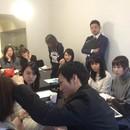 ビューティストアカデミー東京の講座の風景