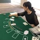 カジノ:遊び方、英会話&マナー(初心者向け)の講座の風景