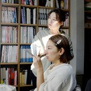 TAKAKO IMAIのメイクアップlessonの講座の風景