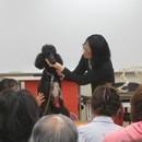 いぬのしあわせ教室〜SANDY〜の講座の風景