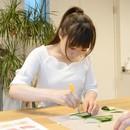 Katayama Carving  Schoolの講座の風景