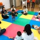 横浜港北 アロマやリフレクソロジーなど子供へのケアを学びたいお母さんのための学校 セルツェの開催する講座の風景