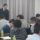 士業・個人事業主のためのホームページ活用戦略の講座の風景