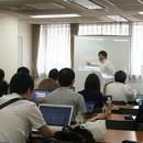 WEBデザイン/プログラミングの「ONLINE-TUTOR(オンラインチューター)」の開催する講座の風景
