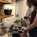 ふるさとコーヒー  COFFEE TERACOYAの講座の風景