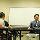初心者のための手品教室MACOMICALの講座の風景