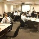 株式会社アークブレインの開催する講座の風景