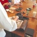 日本茶バリスタが伝えるお茶時間と美味しいの見つけ方の講座の風景