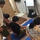 """""""誰でも簡単にできる""""カラダ作り教室!の講座の風景"""