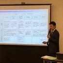 経営承継・経営革新のコンサルティングメソッドの提供の講座の風景
