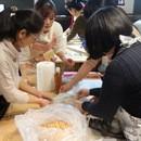 日本の食を伝える力を学ぶ!食匠デザイナー講座の講座の風景