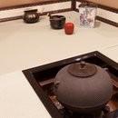 茶道教室 有庵の講座の風景