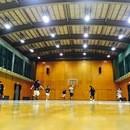 CROSSOVER BASKETBALL CLUBの講座の風景