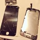 iPhone修理セミナーの講座の風景