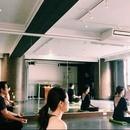 Yogahubの講座の風景