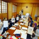 英語と日本語でマンガクラス♫  初心者歓迎!の講座の風景