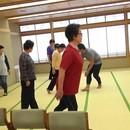 みるみる筋力UP!【もも裏歩き】ウォーキング教室 の講座の風景