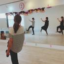 ハッピースマイルダンススタジオの講座の風景