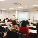【福岡】しあわせごはんレター教室&講座説明会 の講座の風景