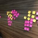 初めてのデザイン思考の講座の風景