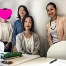 やさしいヨガと瞑想・ヨガクラスの運営・集客勉強会の講座の風景