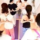 ヨガスタジオ「ima.」の開催する講座の風景