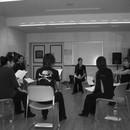 レビューショー「演劇集団呼華」の開催する講座の風景