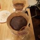コーヒー家庭焙煎体験教室「くつな」の講座の風景