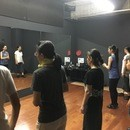 D.D.D. Tap Dance Spaceの講座の風景