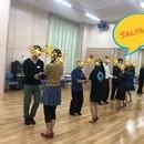 ペアダンスコミュニティ「Dance de Communication!」の開催する講座の風景