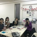 テルテル韓国語教室/ウォーキングレッスン☆心斎橋の講座の風景