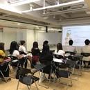 理論から読む、トレーニング&ライフスタイル講習会の講座の風景