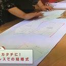 ウェディング手作り教室の講座の風景