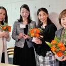 人生を豊かにする開華道 Kaikadoの講座の風景
