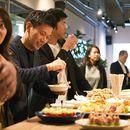 谷上プロジェクト Taniga Meetup! の講座の風景