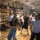 Dancers' Smile/感じるダンスの講座の風景