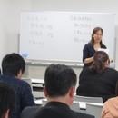 スピーチトレーニング Va Bene(バベーネ)の講座の風景