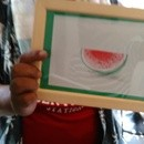 【初心者向け】かけない人も描ける<心を描く水彩画>の講座の風景